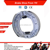 Chinese Factory Motorcycle cg125 brake shoe, OEM Provided