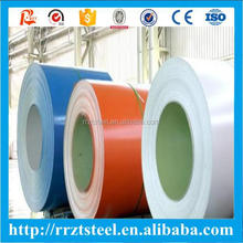 galvanized flat sheet colored cold rolled steel coil/ppgi