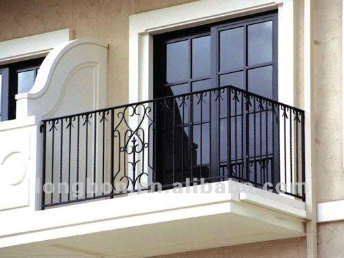 Full Balcony With Iron Grills Design   Joy Studio Design Gallery ...
