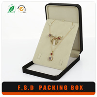 manufacture high qualities jewelry packaging box for wholesales