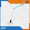 New Colorful study led table lamp, color temperature and dimming with usb port flexible with touch sensor