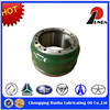 Hot Sale Durable Material Iron Truck Brake Drum for Jiefang CA151 Truck