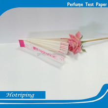 ISO9001 certificate test perfume paper book(XM)