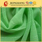 R09025-3 novo design de moda tarja tecido poliéster chiffon jacquard