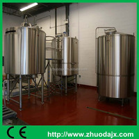 Mini stainless steel304 Industrial used brewery equipment used military equipment