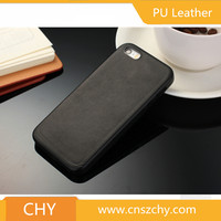 New arrival ultra thin mobile phone soft pu leather back cover case for iphone 5 5s