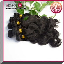 popular hair goods can be dyed body wave virgin brazilian hair extension