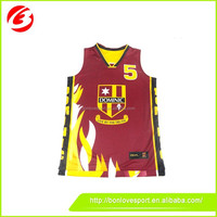 2015 Best hot sale Basketball Jersey Pictures
