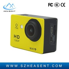 Hot Selling Products video recoder cam action dv sj4000 wifi waterproof camera sport