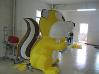 giant inflatable squirrel