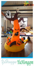 China Wholesale Cheap Halloween Ghost and Pumpkin and Inflatable Halloween Decoration for Backyard Party