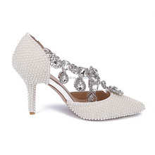 Handmade italian leather ladys shoes new arrival 2015 classy women low heel wedding shoes women gladiator shoes