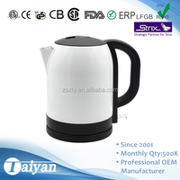 1.7L home appliance prevent hot tea series electric kettle