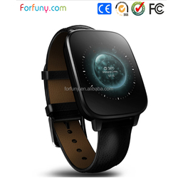 New arrival luxury bluetooth smart watch with heart rate monitor