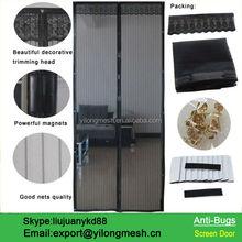 Prevent mosquito door & fly screen curtain/magnetic fly screen door