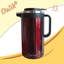 Red 2.0L stainless steel electric kettle,keep warm