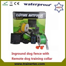 New and hot Smart pet wireless fence DF-113R outdoor dog fence