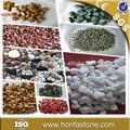 china fábrica de comercio al por mayor blanco piedras de jardín para la venta