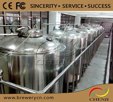 1000l fermenter,Good price large beer brewery equipment, beer brewing kits