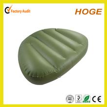 Plain colour inflatable cushion pillow for sale
