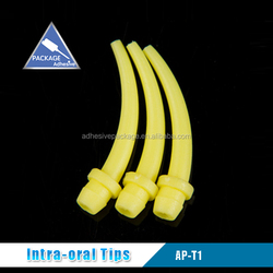 AP-T1 Disposable Yellow Tip FOR Dental Silicone