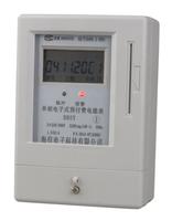 LCD Display Single phase prepaid electric power meter,IC Card electric meter