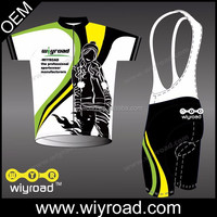 Quick-dry Race Cycle Wear/customize bike bycicle jersey/Breathable Short Sleeve Cycling Jerseys