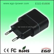 Hot sale EU plug charger 5v usb portable charger