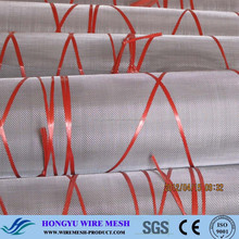Hongyu meilleure qualité astm normes pour en acier inoxydable treillis métallique