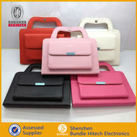 Fashion cases for ipad 2 3 4 with handbag design factory price