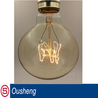 with 10 years manufacturer experience factory supply safety Edison bulb G125 rubber son e27 led belt light