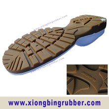 Professional rubber shoe sole manufacturers