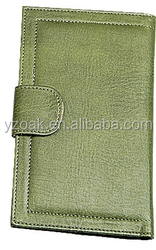 Simple style convenient thin stud wallet for wowen and men