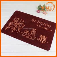 Wholesale alibaba 3d flooring print custom outdoor door mat uk