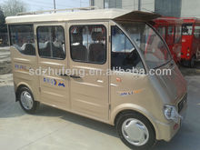 three wheeler 1-6 seaters passenger electric tricycle
