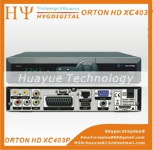 Branch Office in Russia service is better for orton xc403p HD satellite receiver DVB-C 1080P Linux system