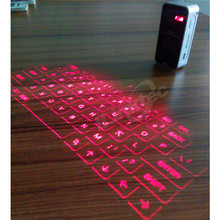 Infrared laser keyboard with bluetooth speek mouse and Voice Reporting Functions projecton laser keyboard