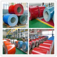PPGI&GI. color coating steel coils.roofing sheet Ral9003/3005/6005/7021/
