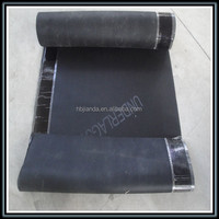 Slope roofing waterproof membrane breathable roofing underlayment yap500/yep700