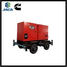 2015 best-selling portable inverter generator 30KW red color