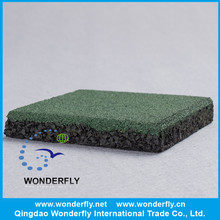 outdoor rubber mat rubber flooring for gym
