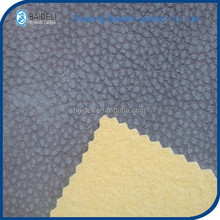 Newest Design Abrasion Resistant PVC Artificial Leather For Sofa