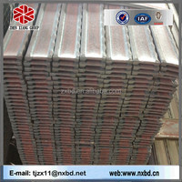 steel mill and distributor prime black steel carbon hot rolled serrated flat bars with I type