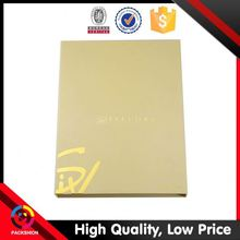 Superior Quality Promotional Price Customization Discount Yellow Box