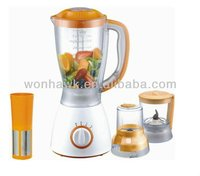 350W 4 In1 Electric Mix Grinder Blender With 1.5L Plastic Jar