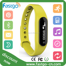 High Quality Wrist Watches Manufacturer Water Resistant Tracker Bracelet Pedometer Sports Health and Sleep Monitoring