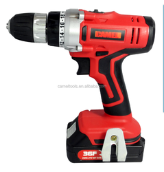 21v Li-ion cordless drill with 1300mAh rechargeble Li-ion battery