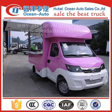 China/ Lowest price/ new design/ fast mobile food car for sale