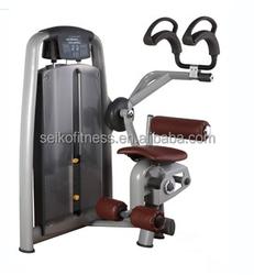 Fitness AB Crunch Strength Machine / Abdominal Exerciser
