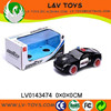 New design battery operated car ,police car toys for kids